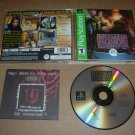 Medal of Honor: Underground (PS1) MINT/LIKE NEW COMPLETE IN CASE, great FPS shooter for sale
