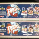 (2) TWO FACTORY SEALED 1991 UPPER DECK NFL FOOTBALL COLLECTORS EDITION Complete Set