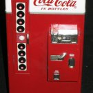 1995 - COCA-COLA DIE CAST METAL BANK - EXCELLENT CONDITION