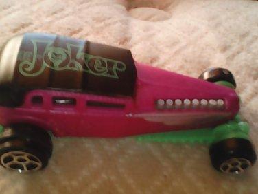 Hot-Wheels Car Joker