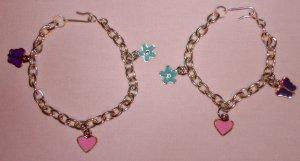 Item # MD0025 Mother & Daughter bracelets