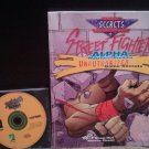 Street Fighter Alpha: Warriors' Dreams + Stratagy Guide