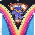 Liquid Bear V - Dye Grateful Dead Tye Dye XXL Shirt