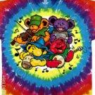 Bear Jamboree Grateful Dead Tye Dye M - XL Shirt
