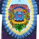 Guru Bear  Grateful Dead Tye Dye M - XL Shirt