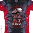 NEW DESIGN Girls Led Zeppelin UK Tour  M - XL Shirt