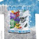 'NEW DESIGN'  Bear Mountain  Grateful Dead Tye Dye M - XL Shirt