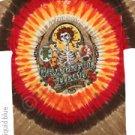 'NEW DESIGN'  Bay Area Beloved  Grateful Dead Tye Dye M - XL Shirt