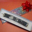 Gift box (silver shiny bracelets)