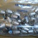 100x 680uF 2.5v Nippon PSA 105C Polymer Low-ESR capacitors