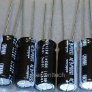 5x 1500uF 6.3v Nichicon HM 105C 8mm Ultra Low-ESR capacitors
