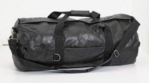 "30"" Genuine Leather Duffle Bag"