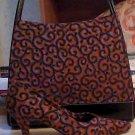 African wax print fabric shoes and handbag set- Ankara Can be customize