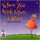 When You Wish Upon a Star children's CD [Big Blue Dog]