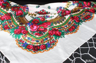 Russian shawl scarf big size 50 inch