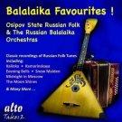 Osipov State Russian Balalaika Orchestra CD
