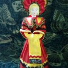 Belorussian costume doll 10'