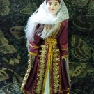 Georgian costume doll 10'