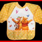 Disney Winnie the Pooh & Tigger Long Sleeved Baby Bib