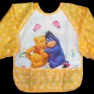 Disney Winnie the Pooh & Eeyore Long Sleeved Baby Bib