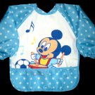 Disney Baby Mickey Mouse Long Sleeved Baby Bib