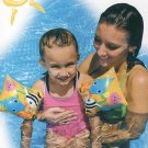 Fish Inflatable Deluxe Kids Swimming Arm Bands