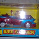 Brand New: Marvel 2005 Toy Biz Spiderman (Spider-Man) Web Stinger Vehicle/Car