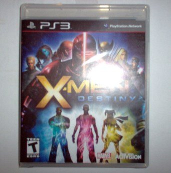 Brand New: X-Men: Destiny (Sony Playstation 3, 2011)