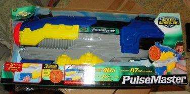 2008 Pulse Master Water Warriors [Unopened Brand New]