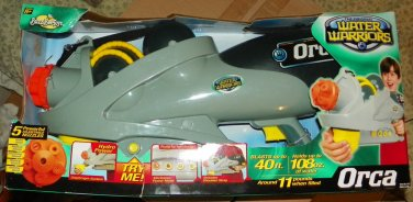 2007 Water Warriors ORCA Pressurized Electronic [Unopened Brand New]