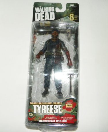 Walking Dead Tyreese Exclusive Action Figure Series 8 (2016) New