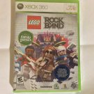 Lego Rock Band - Xbox 360 - Brand New Factory Sealed