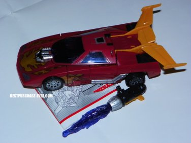 Pre-Owned Transformers Rodimus 2006 Classic Deluxe [Loose Complete]