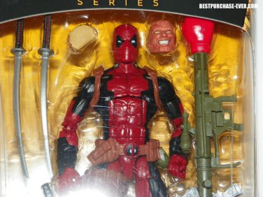 Brand New Marvel 6 Inch Legends Series Deadpool Action Figure