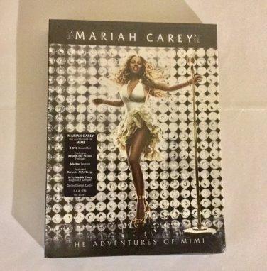 Brand New Mariah Carey: The Adventures of Mimi (2 Disc)