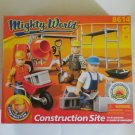 New Mighty World Construction 8614 Construction Site