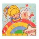Rainbow Brite Party Supplies Rainbow Brite Napkins