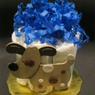 Mini Diaper Cake Dog