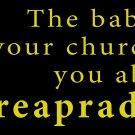 ReapSowRadio Bumper Sticker