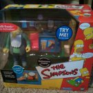 WOS Simpsons World of Springfield Retirement Castle Figure Playset