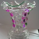 Multi 227  ELECTRIC Wax OIL WARMER Crystal ELECTRIC OIL WARMER