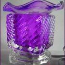 Purple ELECTRIC OIL Wax  WARMER 321