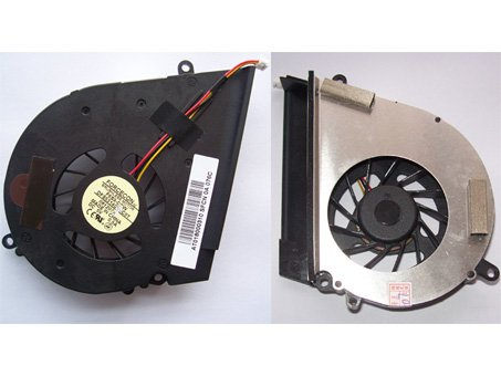 Toshiba Satellite A200 A205 Series CPU Fan - Forcecon DFS531405MC0T