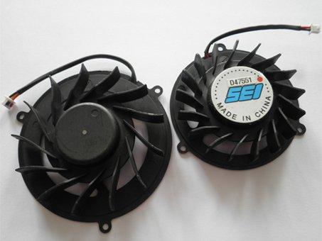 HP Pavilion ZD7000 ZD7100 ZD7200 ZD7300 ZD7900 ZE1100 CPU Fan [small one and big one]