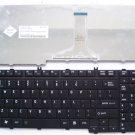 Toshiba satellite P200 P205 P205D laptop black keyboard