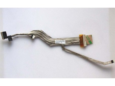 """DELL 1320lcd cable - DELL Vostro 1320 lcd cable 13.3"""" With Webcam"""