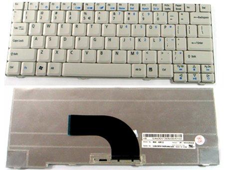 ACER TravelMate 6292 6291 6293 6231/Ferrari 1000 1100 White keyboard