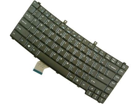 ACER TravelMate 2200 2400 2450 2490 2700 4150 4200 4230 4650 Black keyboard