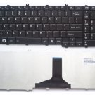 Toshiba satellite C650 L650 L670 Black keyboard