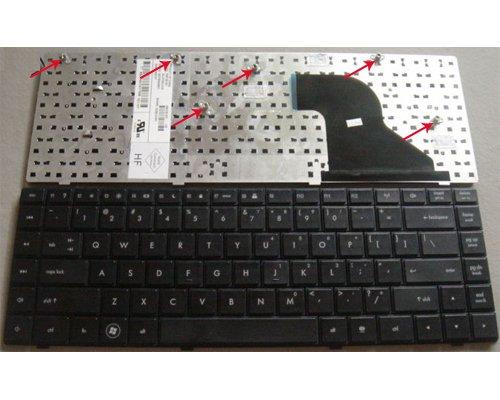 "Compaq 620 621, HP 620 625 15.6"" Series keyboard"